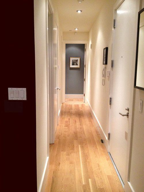 Long Hallway Short On Ideas Small Hallways Hallway Wall Decor Hallway Inspiration