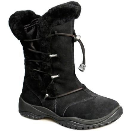 37e35597319 Kamik Gamma2 Winter Boots (For Women) in Taupe - Closeouts | Winter ...