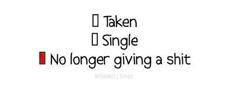funny taken single relationship status | Funny ...