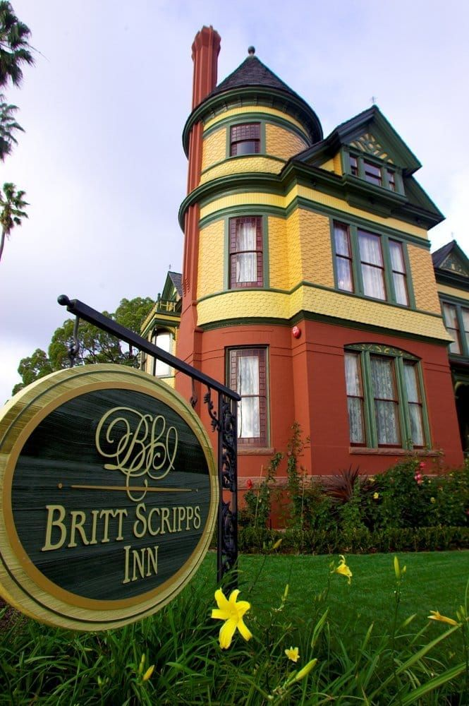 stay places california diego san southern britt inn overnight scripps onlyinyourstate breaking bank without amazing maple hotels street tripadvisor cutest