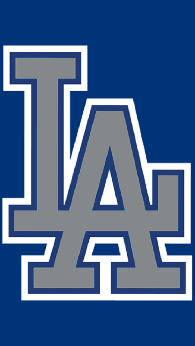 Los Angeles Dodgers 1999 La Dodgers Baseball Los Angeles Dodgers Logo Dodgers