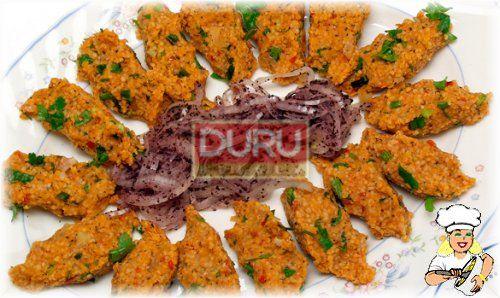 Mercimekli Köfte (Adana) - Yemek Tarifleri - m.lezzetler.com
