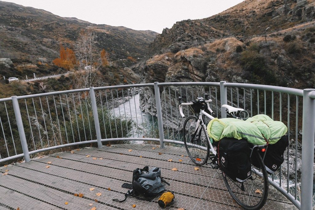 Cycling From Christchurch To Queenstown Newzealand