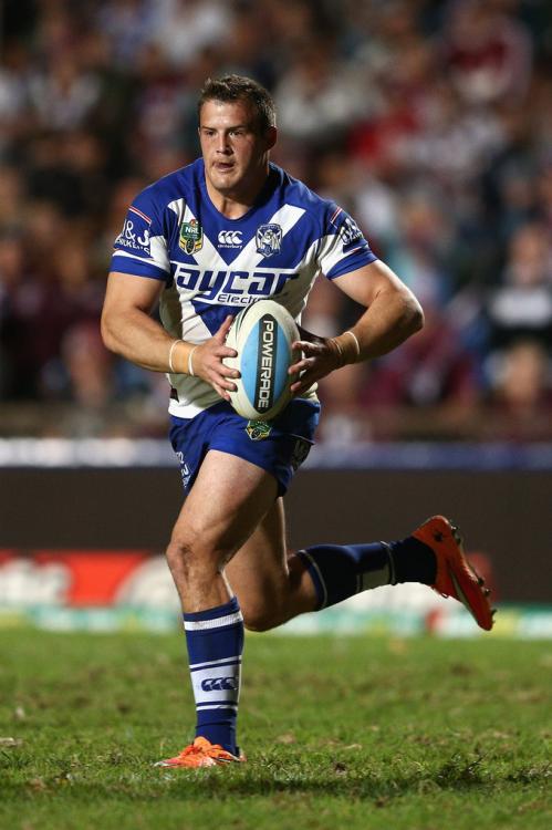 Josh Morris, Canterbury Bulldogs Rugby boys, Rugby men