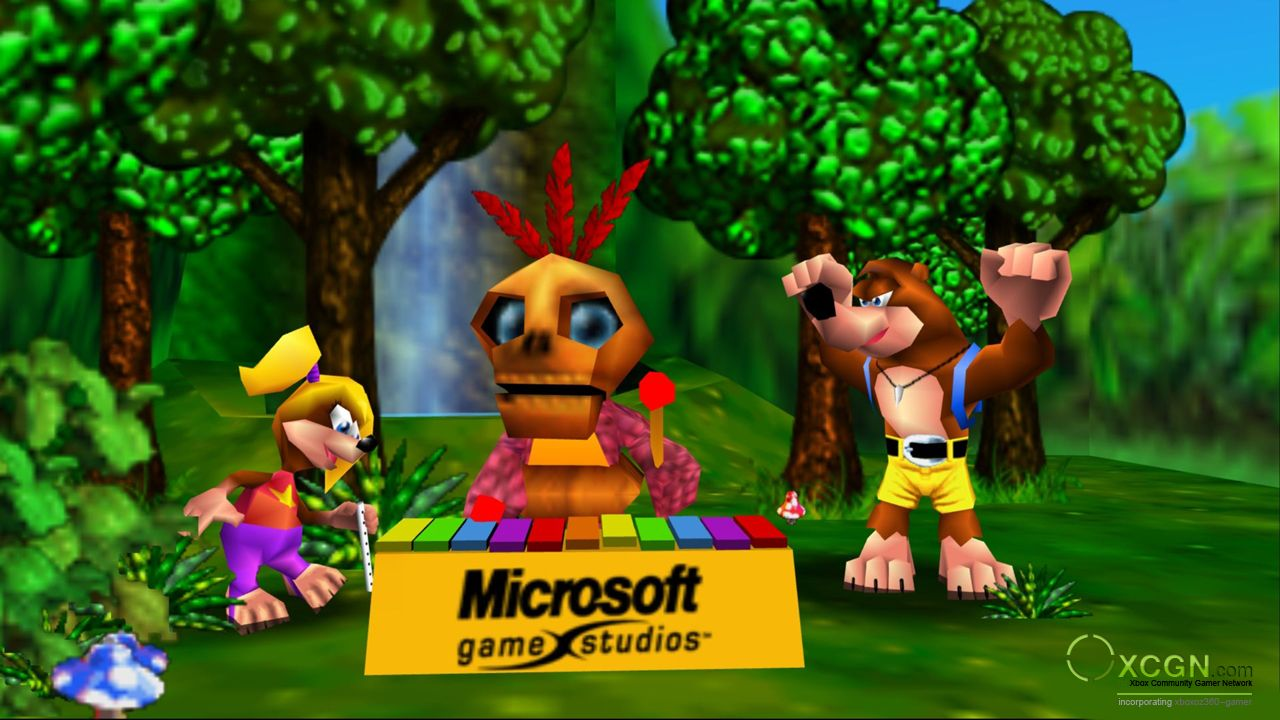 Banjo Kazooie Wallpapers Hd Nuts And Bolts And Nintendo 64 With