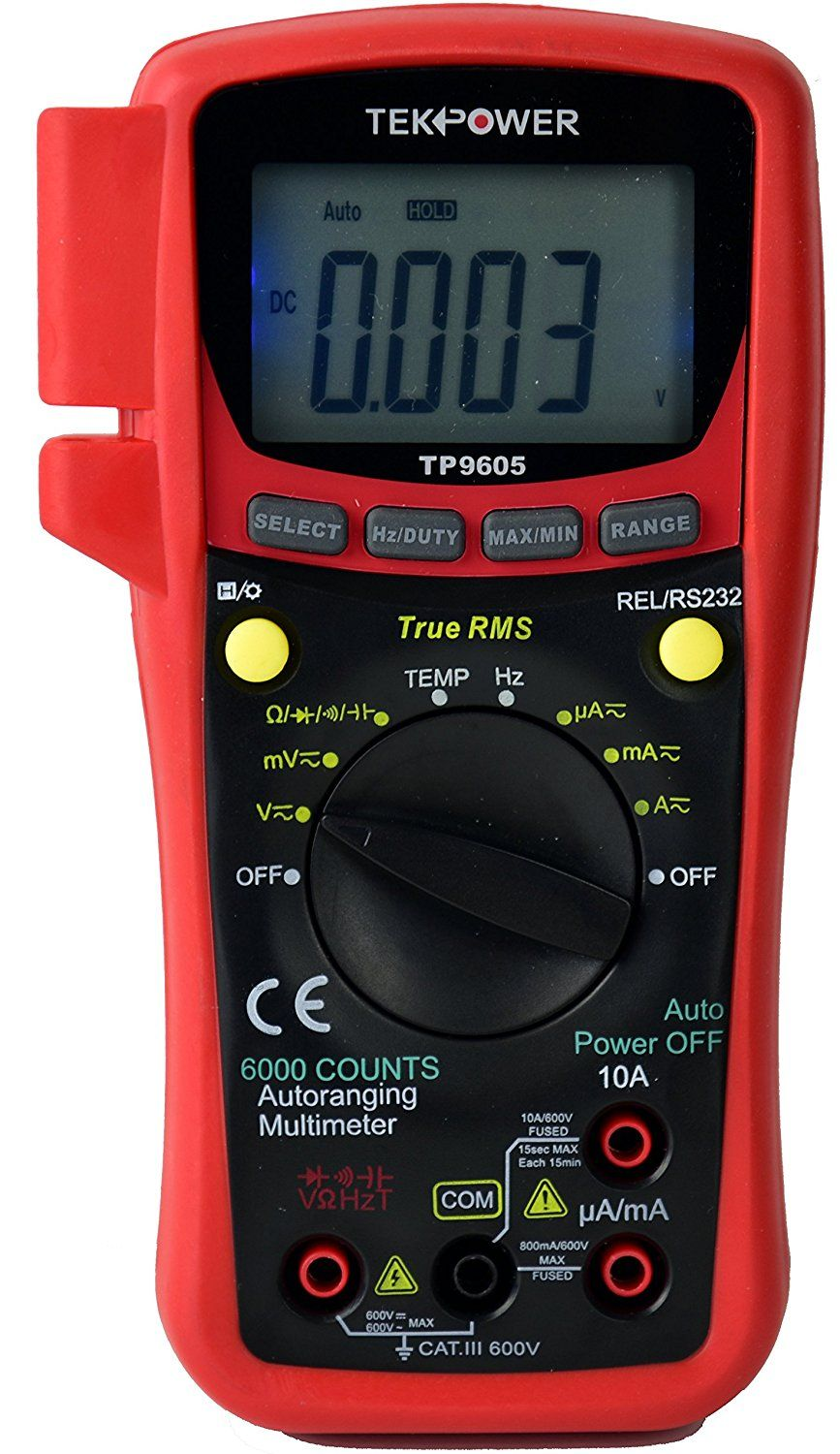 10 functional multimeter reviews the full 2018 guide pinterest rh pinterest com au Quick Start Guide DirecTV Guide Update