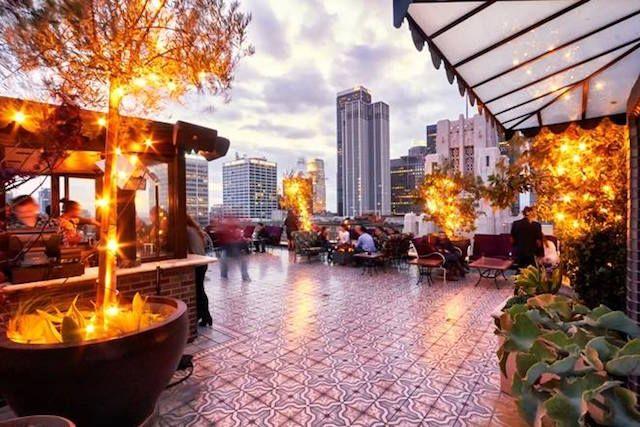 14 Romantic Restaurants In Los Angeles Los Angeles Restaurants Best Rooftop Bars Romantic Restaurant