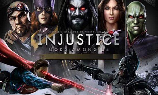 Injustice Gods Among Us Superman Wallpaper Superman Wallpaper Injustice Superman