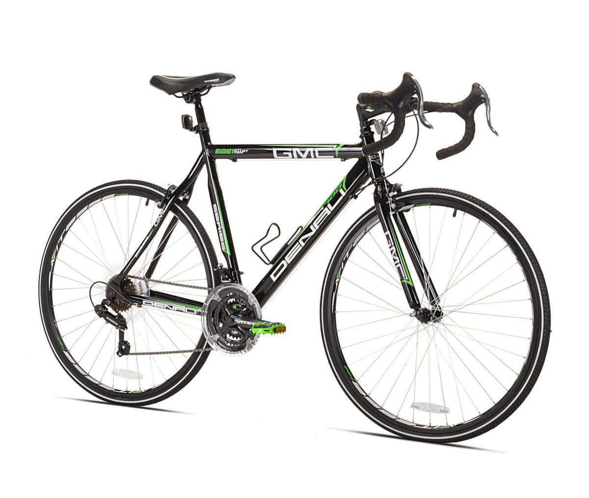 The 700c Gmc Denali Men S Road Bike Is Built Around A