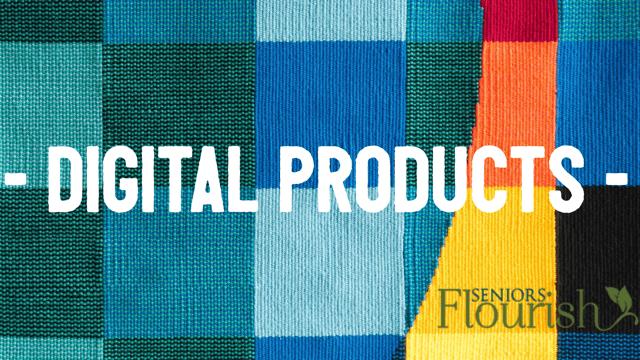 Digitial Products | OT Geriatrics | Certified occupational