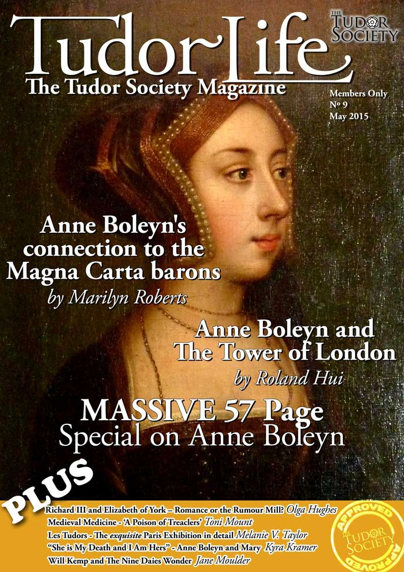 The May Tudor Life Magazine For Members Only Has A Huge