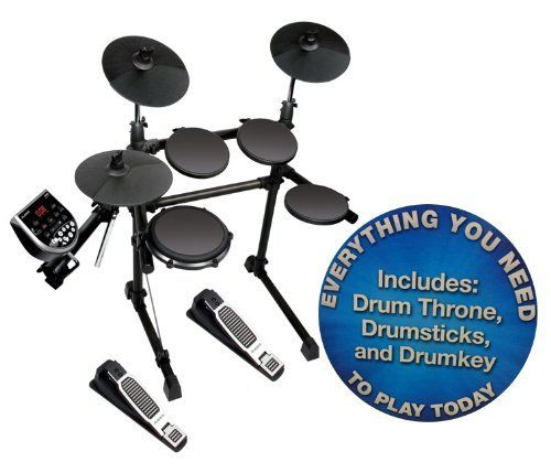 Alesis Alesis Dm6 Session Electronic Drum Set By Alesis 399 99