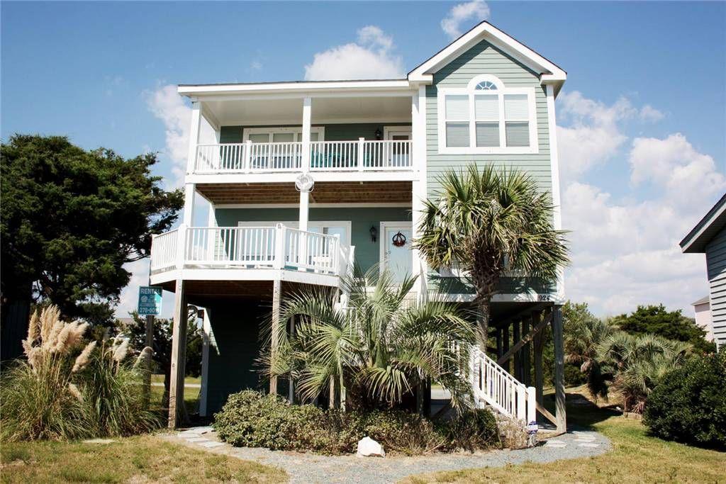 House vacation rental in oak island from