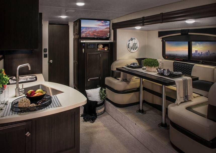 The Sonic X Is The First Self Sustainable Rv Recreational