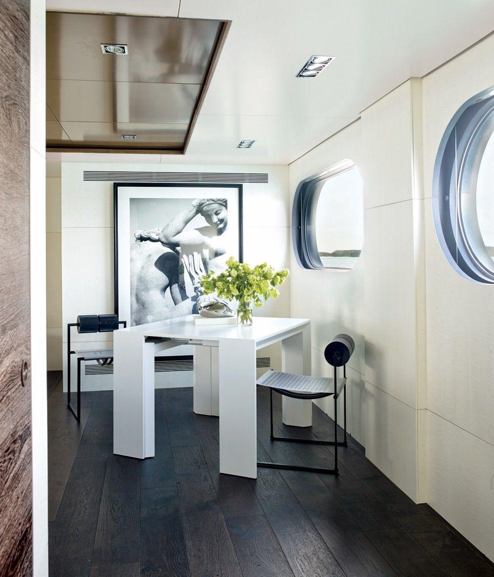 Modern Salon By Joanne De Guardiola And Jon Bannenberg Modern