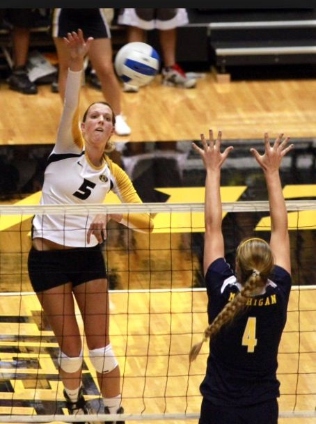 Volleyball Sports Volleyball Mizzou