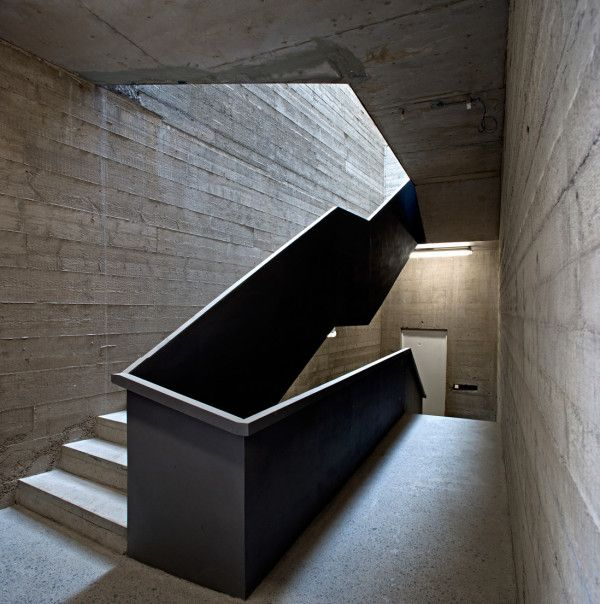 Holy Redeemer Church ideasgn by Fernando Menis Architect 8