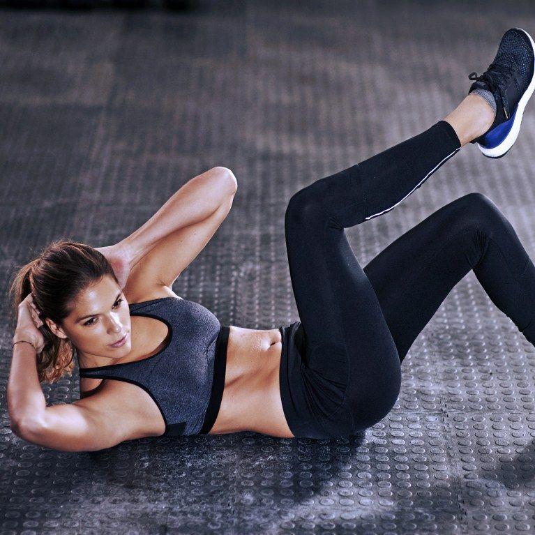 Die 30 Tage Bauch-Challenge: Tschüss Röllchen, hallo Sixpack! #fitnesschallenges