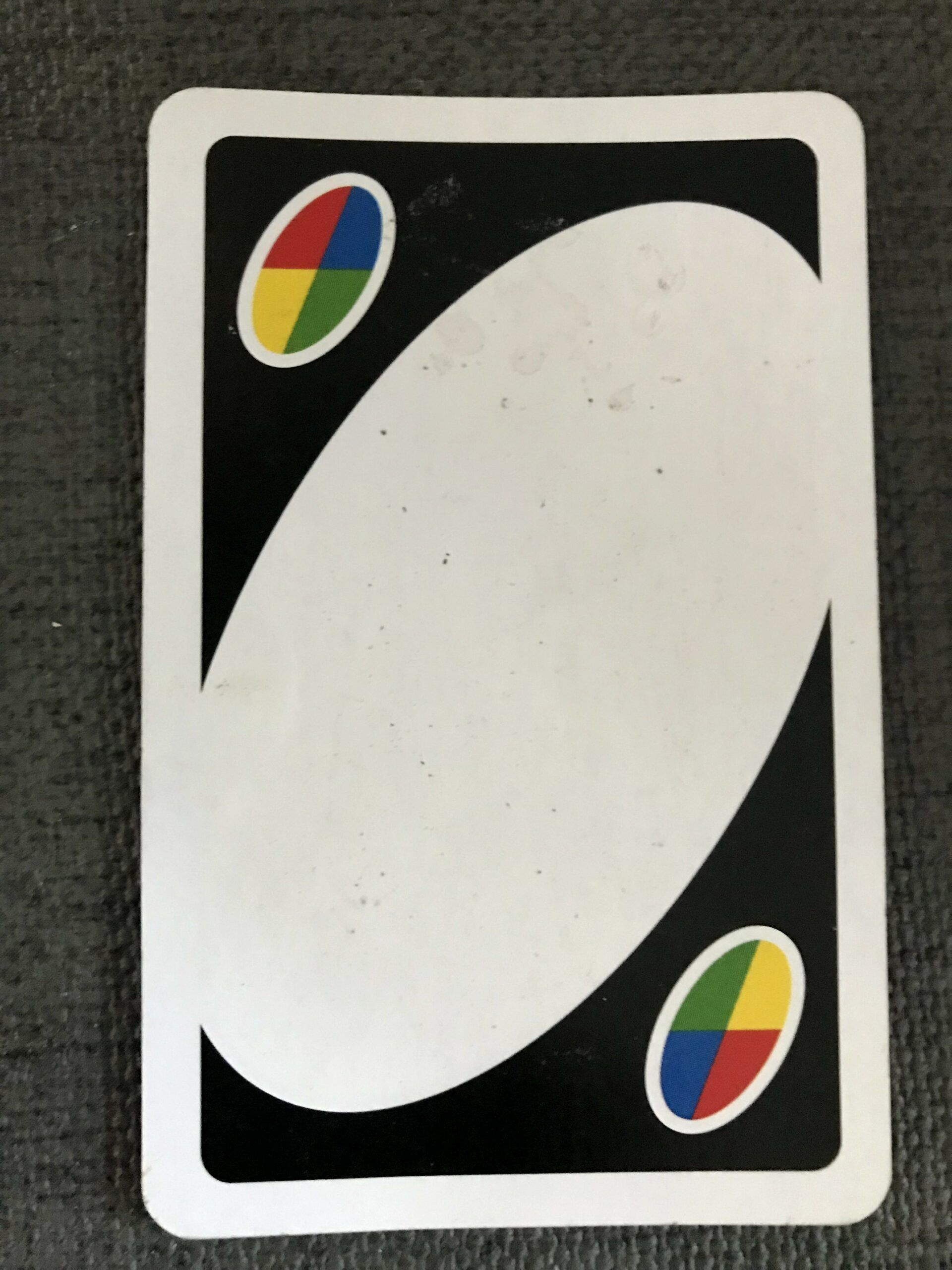 Blank Wild Card Uno Attack In 2021 Uno Cards Cards Blank Cards