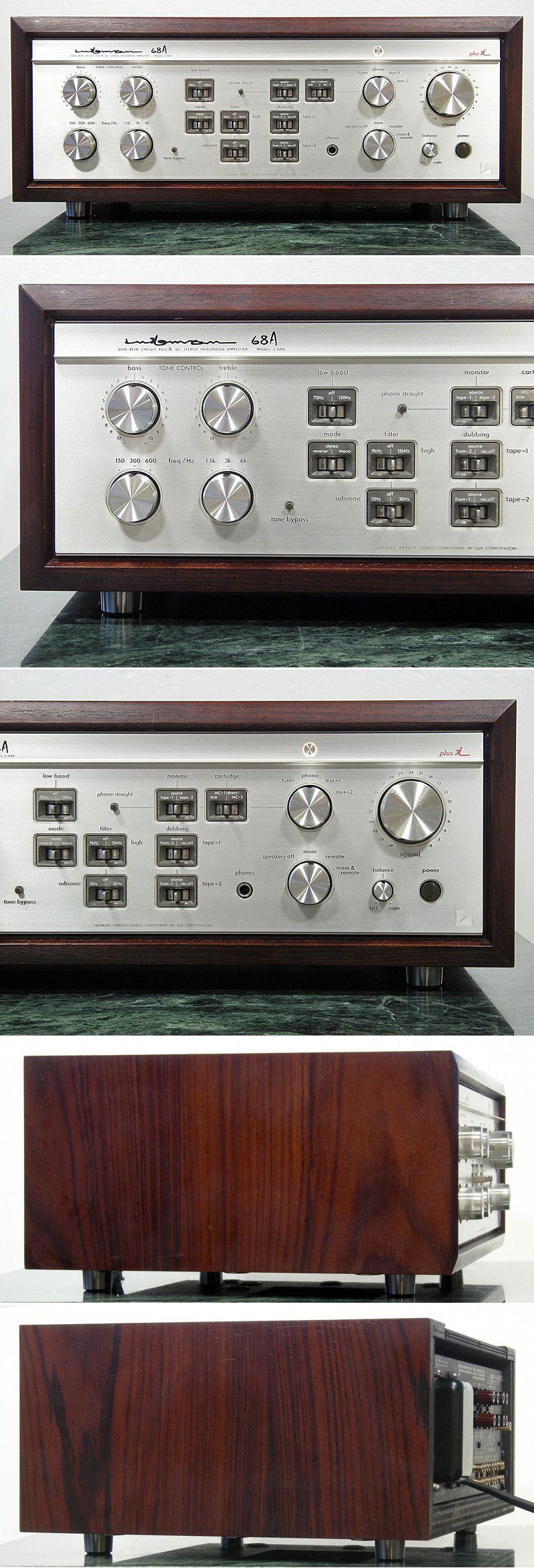 Luxman L 68a Aukcion Usilitel