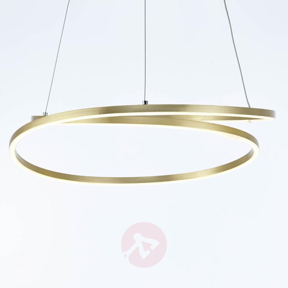 Moderne Hangeleuchte Barrie Von Brilliant Gold Ceiling Lights