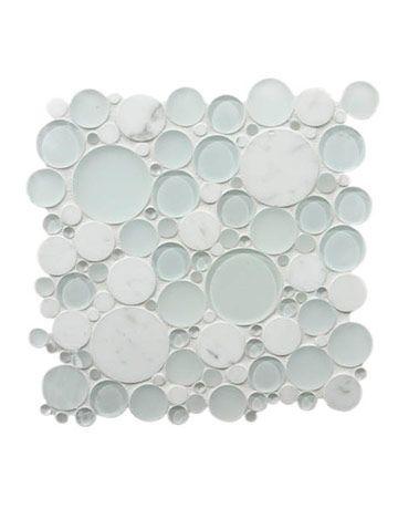 For The Bath Modern Bathroom Decor Mosaic Artistic Tile