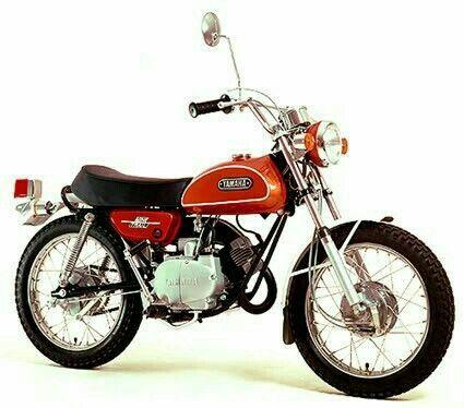 Yamaha 60cc Jt2 Mini Enduro Enduro Motorcycle Yamaha Bikes Classic Motorcycles