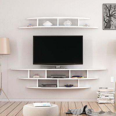 Box doccia, piatti doccia, vasche, sanitari, lavabi, rubinetti: Mobile Per Tv L 176 X H 35 X P 35 Cm Prezzo Online Leroy Merlin Tv Mount Design Di Unita Tv Mobile Tv Moderno