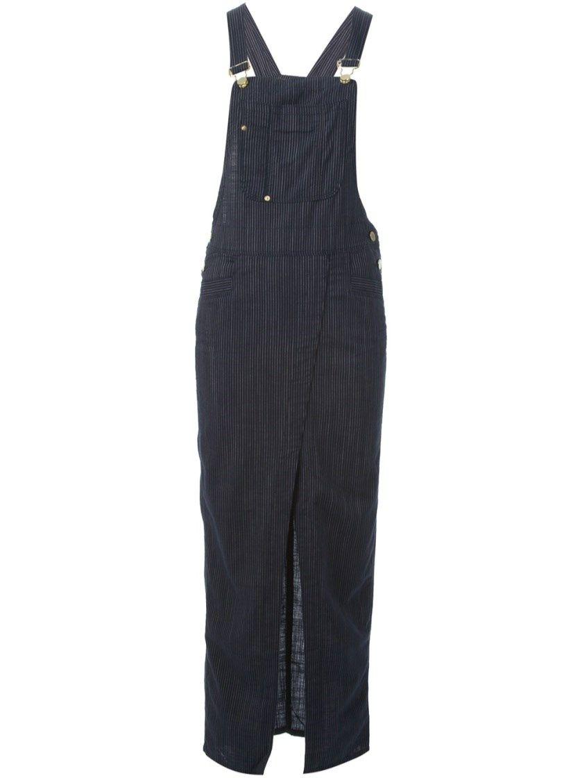FRAME DENIM Dungaree Dress. #framedenim #cloth #boyfriend | Frame ...