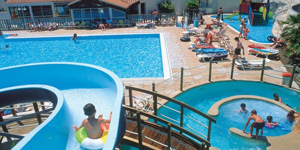 Delightful Les Ecureuils Is A Friendly And Attractive Campsite With An Excellent Pool  And Great Beach And Is A Firm Favourite With Young Families.