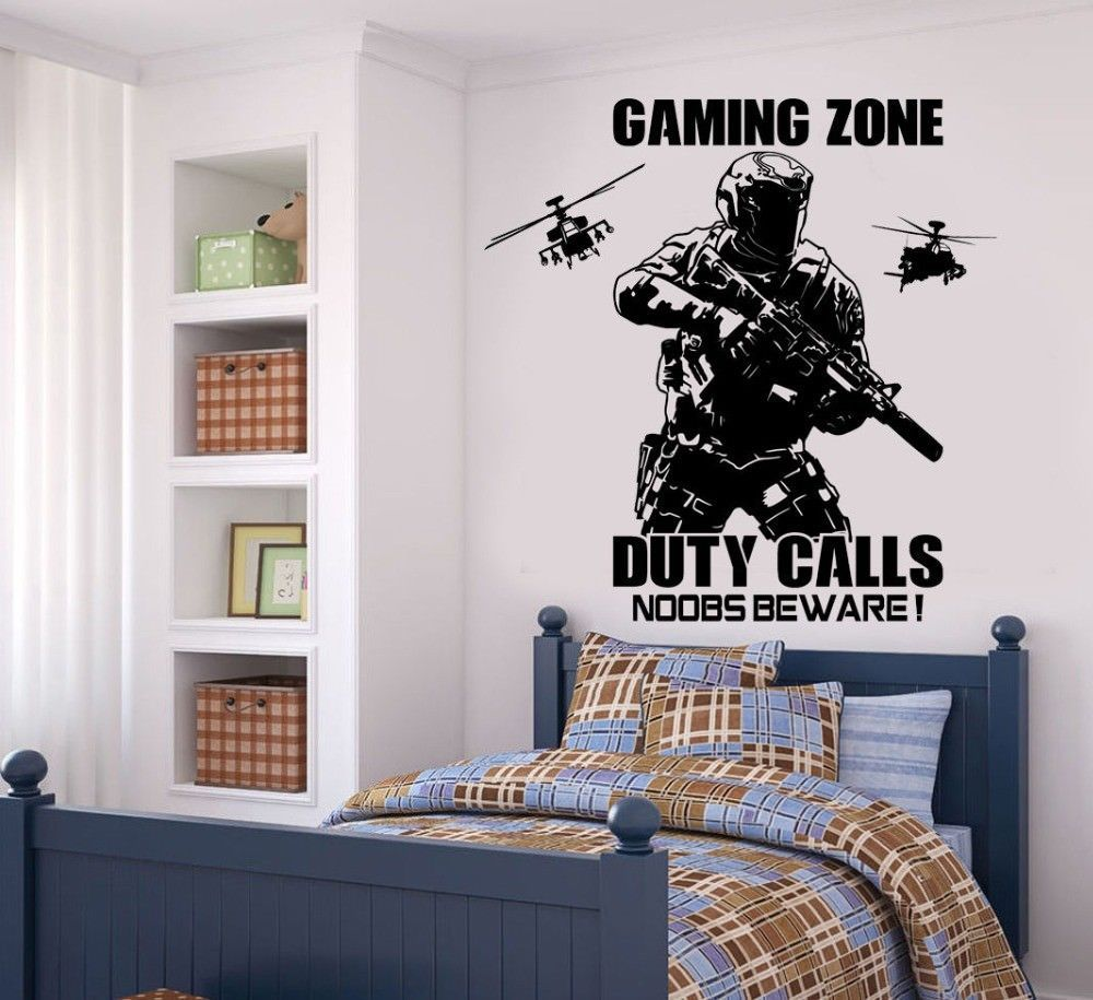 Best Details About Wallpaper Gaming Zone Boys Call Of Duty 400 x 300