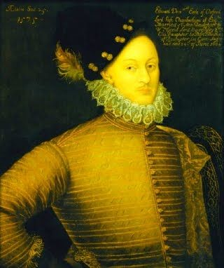 My Family Heritage - Francis Bacon, Edward de Vere, Shakespeare--whom he wrote about.
