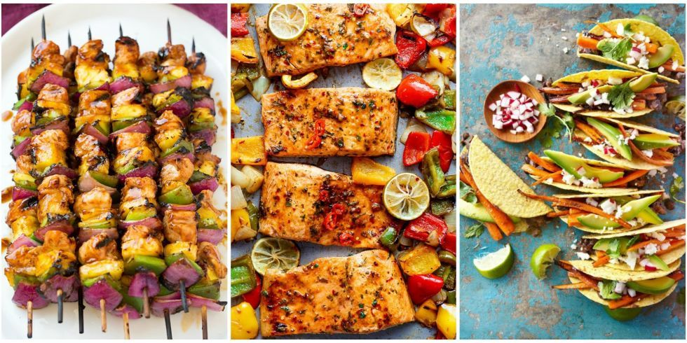 11 Easy Summer Dinner Ideas