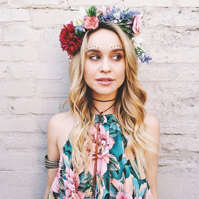 Becca Tobin is one of our festival muses! #mumufestival