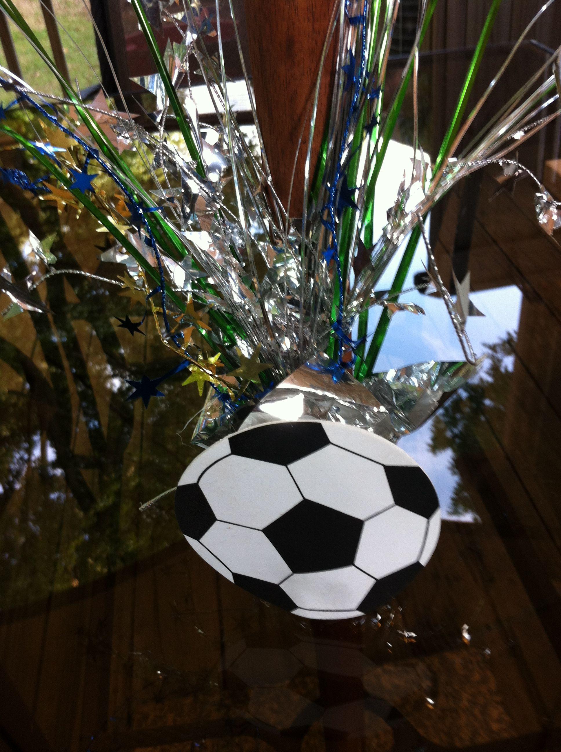 Sports Table Lobby Decorations Hobby