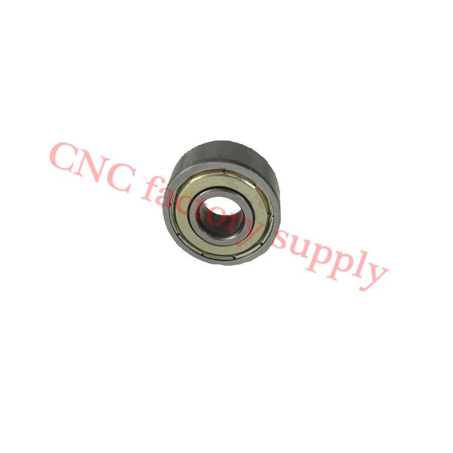 10pcs  608ZZ 8x22x7mm miniature deep groove ball bearing 8*22*7mm  For Roller Skating Drift Plate Roller Skates