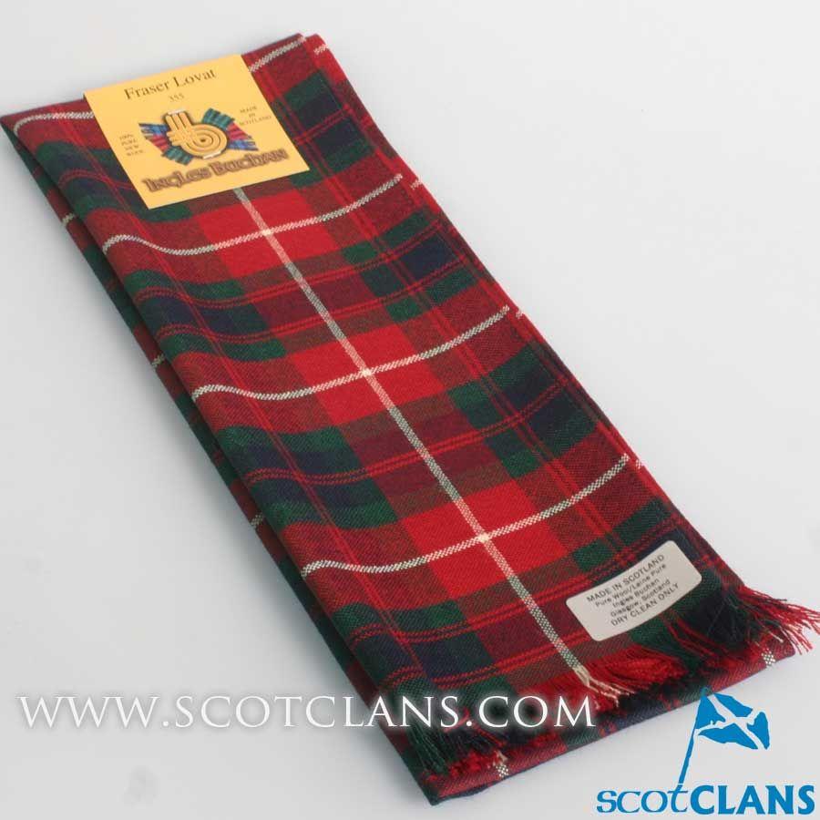Fraser of Lovat Tartan Scarf   Heritage jacket   Pinterest 458be0c1b1d