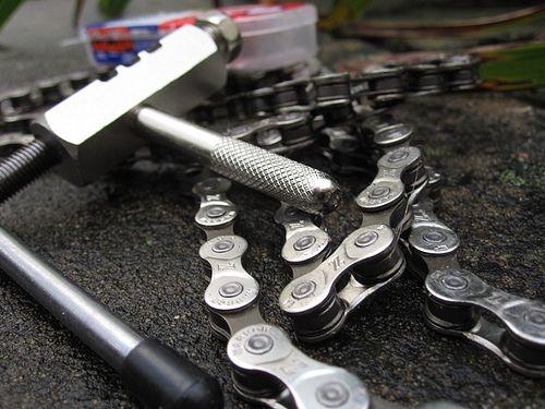 Mountain Bike Chain Length Basics Bike Chain Bike Mountain