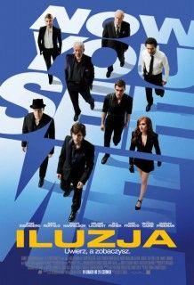 Iluzja (2013) plakat filmu