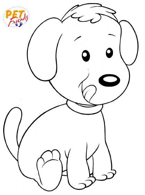 Pin Em Paginas De Colorir Com Animais