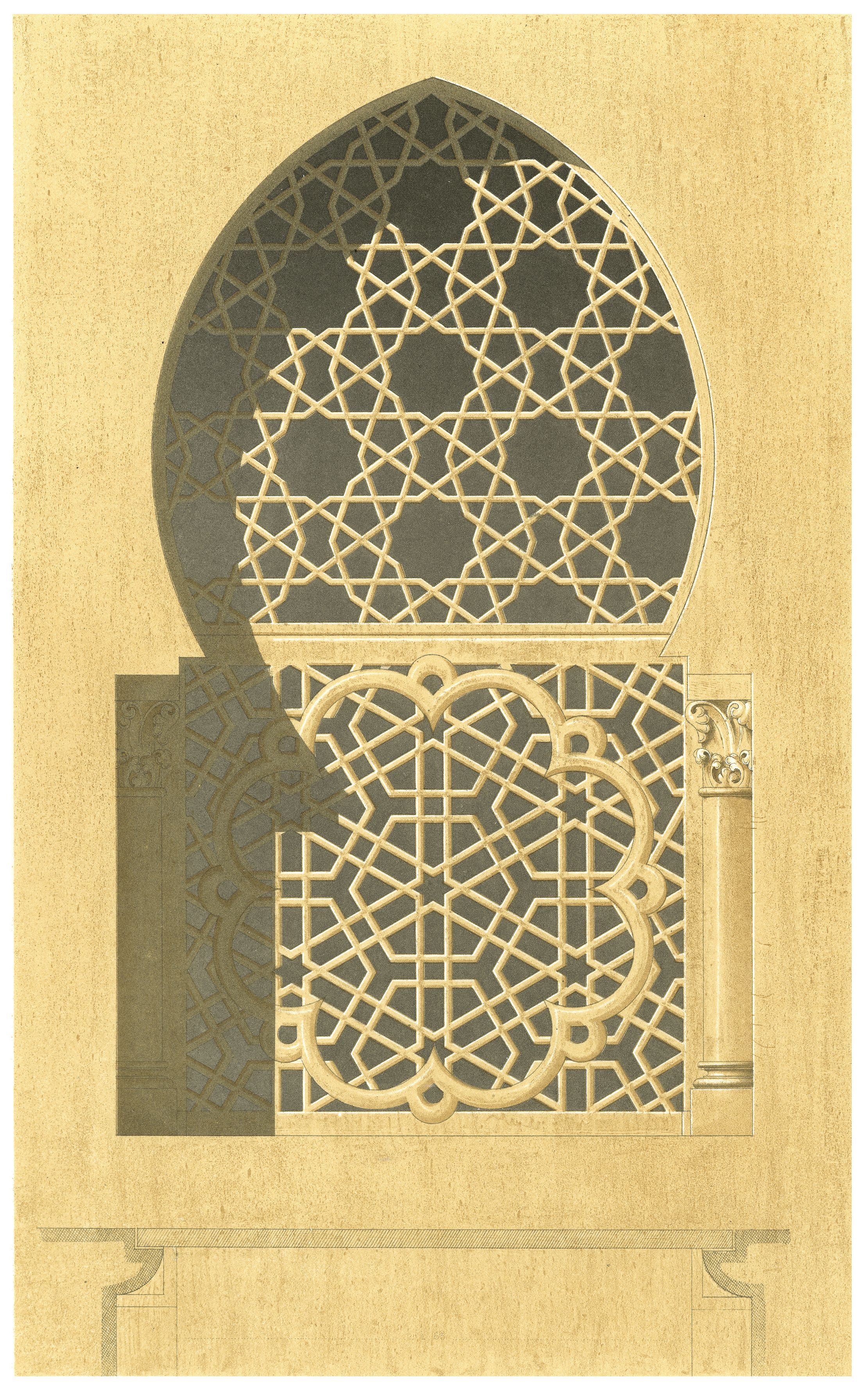 Arabic Window in Middle eastern Architecture | HOTEL: hotel & spa ...