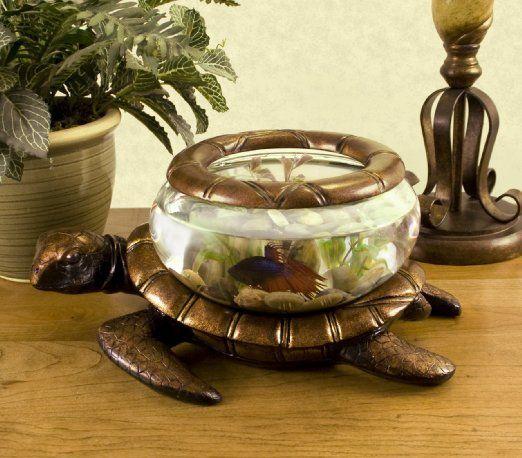 Betta Art Decorative Fish Bowl Amazon Betta Art Decorative Turtle Bowl Pet Supplies  Neat