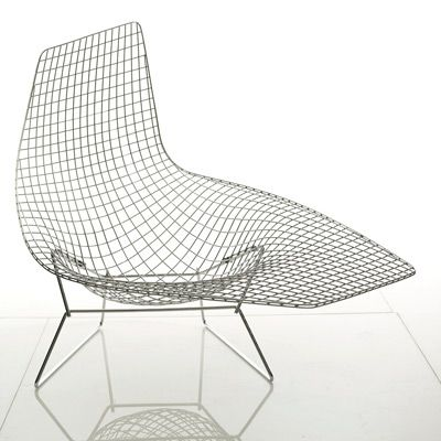 The Asymmetric Chaise Lounge By Knoll Modern Rocking Chair Lounge Seating Gus Modern