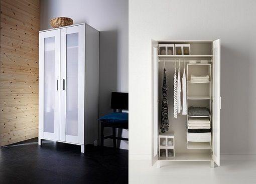Armario aneboda ikea ideas para el hogar armarios ikea for Armarios de habitacion ikea