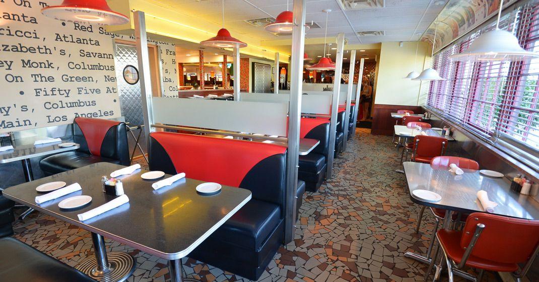 Cap City Cap City Diner Diner City