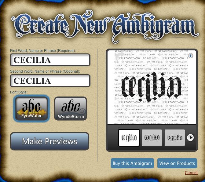 Tattoo Name Generator Designs: Words, Font Styles, Tattoos