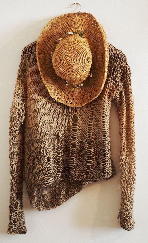 ☮ American Hippie Bohéme Boho Style ☮ Sweater