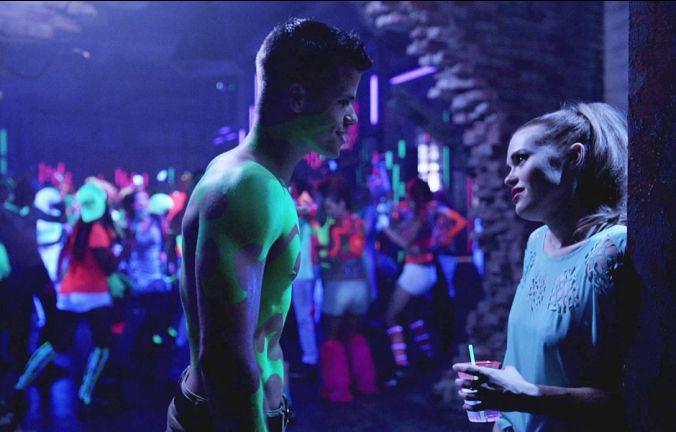 Aiden fails to impress Lydia. | MTV Photo Gallery