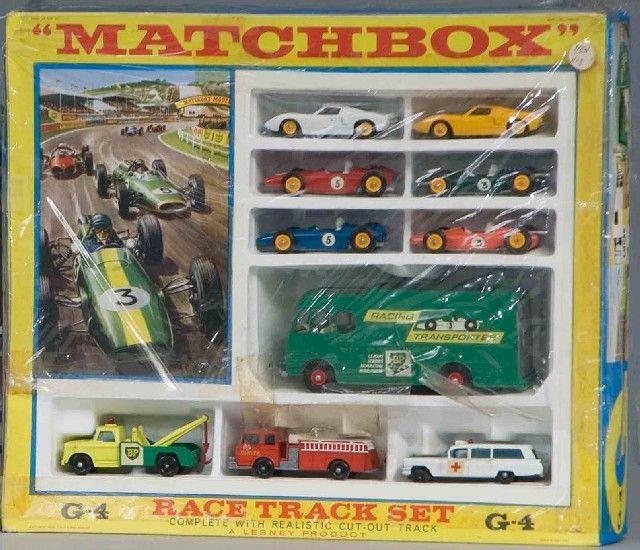Vintage Matchbox Cars Race Track Set Matchbox Cars Matchbox Car Prices