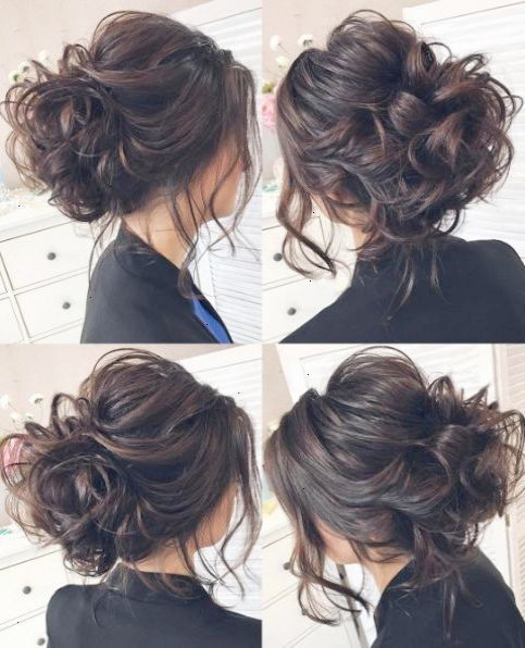 Now That S Sweet Elegant Bun Wedding Hairstyles Collect Long Hair Styles Hair Styles Wedding Hair Inspiration